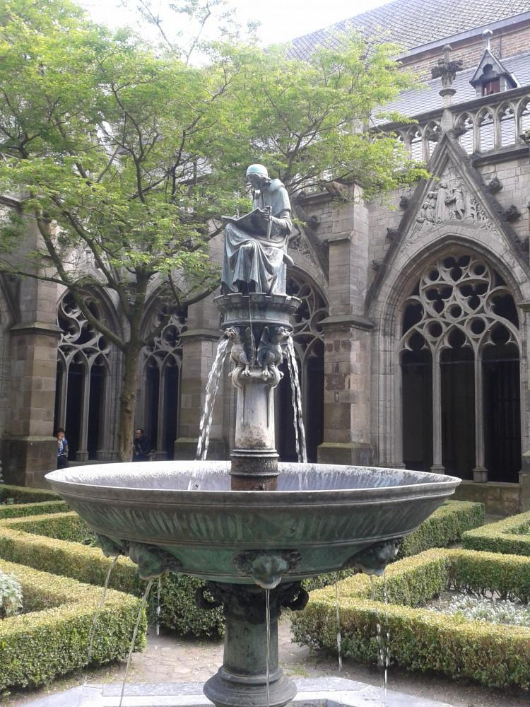 kerken in Utrecht hofjeswandeling