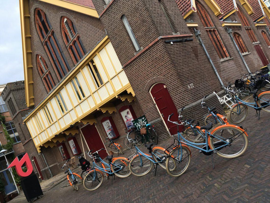 media stadswandelingen Utrecht